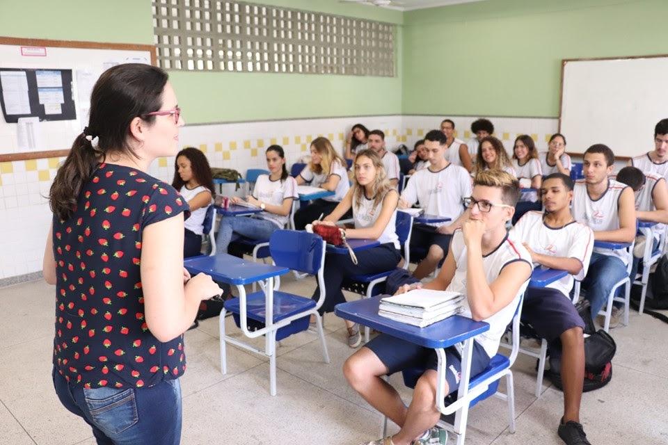 Inscrições para professores em Designação Temporária têm início na próxima segunda-feira (16)