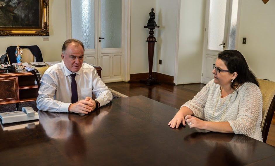 Luciana Andrade é nomeada a nova procuradora-geral de Justiça