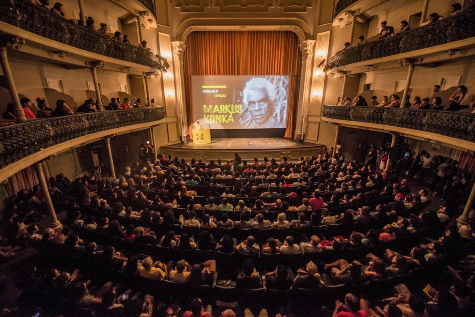 Festival de Cinema de Vitória recebe mais de 1000 inscrições para edição de 2020