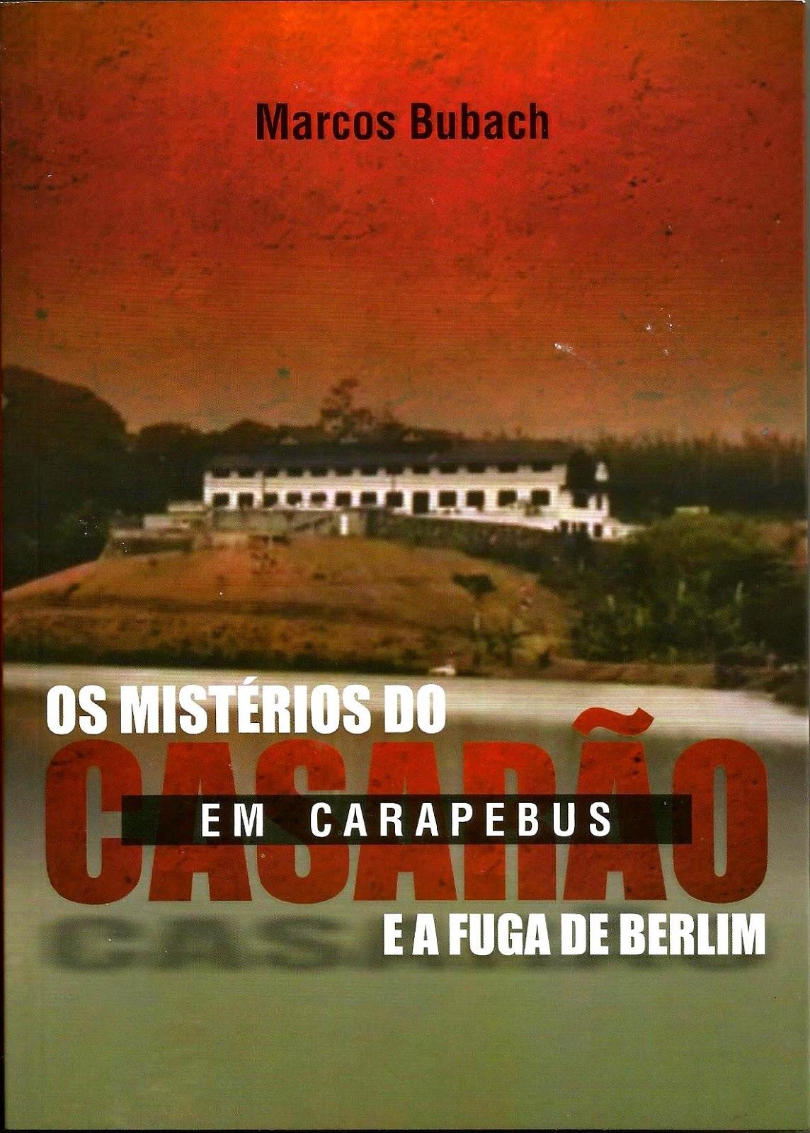 Livro de escritor capixaba terá capítulo especial, em livro de escritor argentino, sobre a presença de Hitler no Brasil