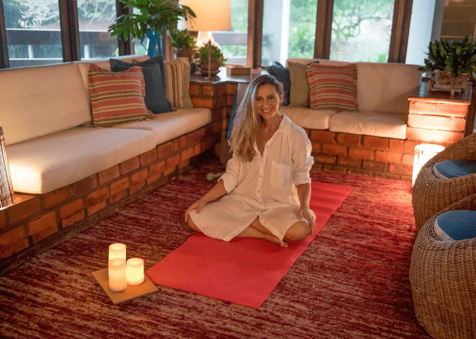 Como criar espaço em casa para exercitar o autocuidado
