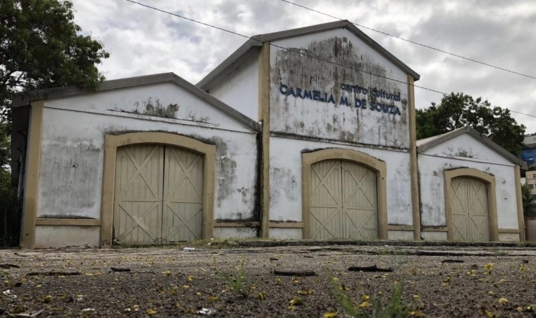 preservação do Teatro Carmélia e instalação de um polo do Ifes no Galpão do IBC