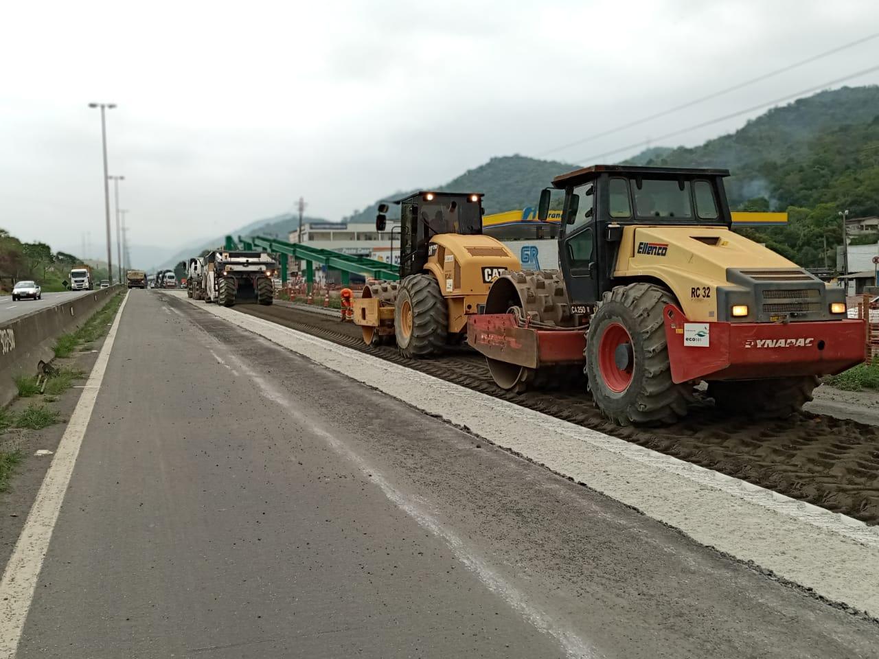 Eco101 investirá R$ 45 milhões em novas obras de restauração do pavimento na BR-101/ES/BA