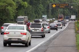 Obras de recuperação alteram o tráfego na BR-101 a partir dessa terça-feira (13) em Vila Velha