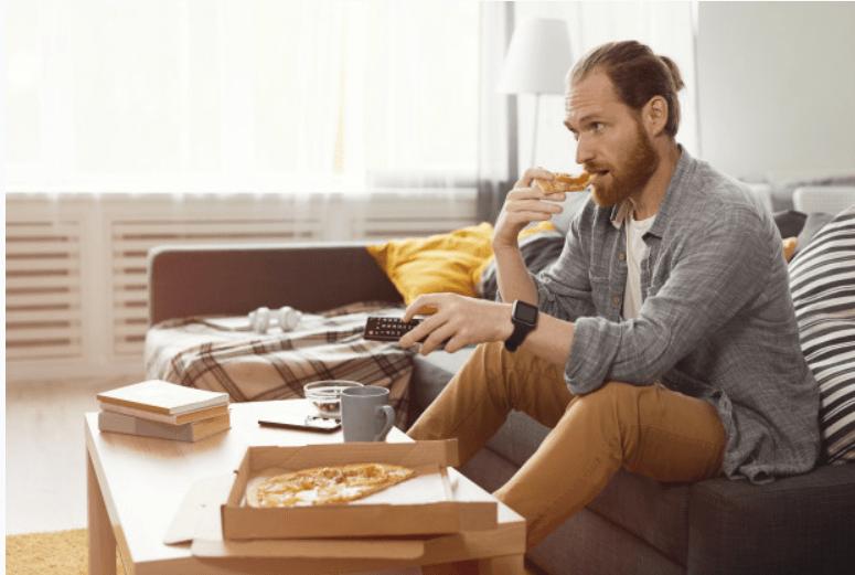 Descontrole Alimentar desencadeado por ansiedade e stress tem solução