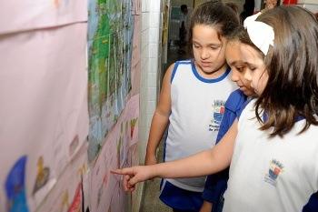 Educação reduz índice de abandono escolar na capital em parceria com Unicef