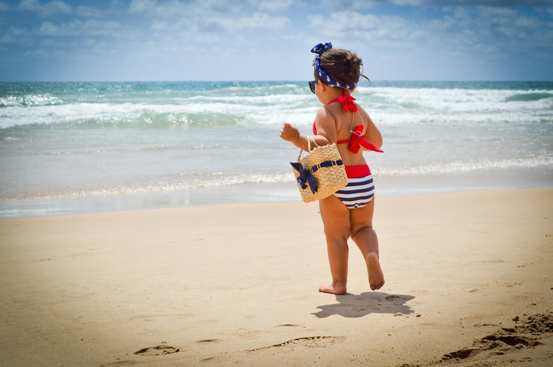 Dermatologista alerta para os riscos da exposição solar na infância