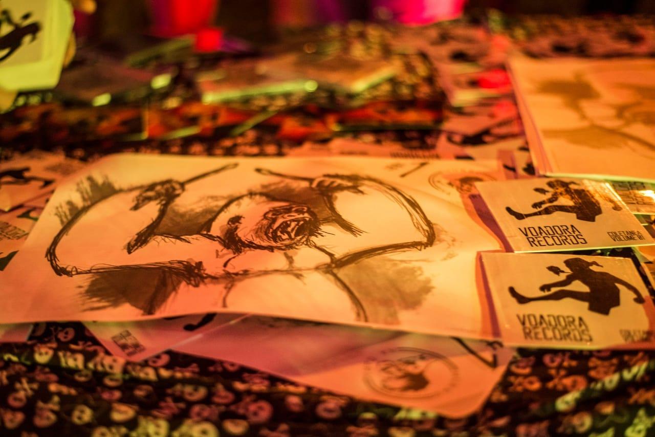 Zine Murro Na Cara seleciona três artistas visuais até dia 28