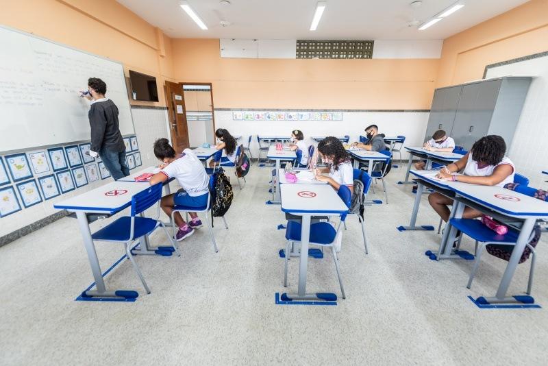 Segundo semestre letivo na rede municipal de ensino de Vitória começa com mudanças