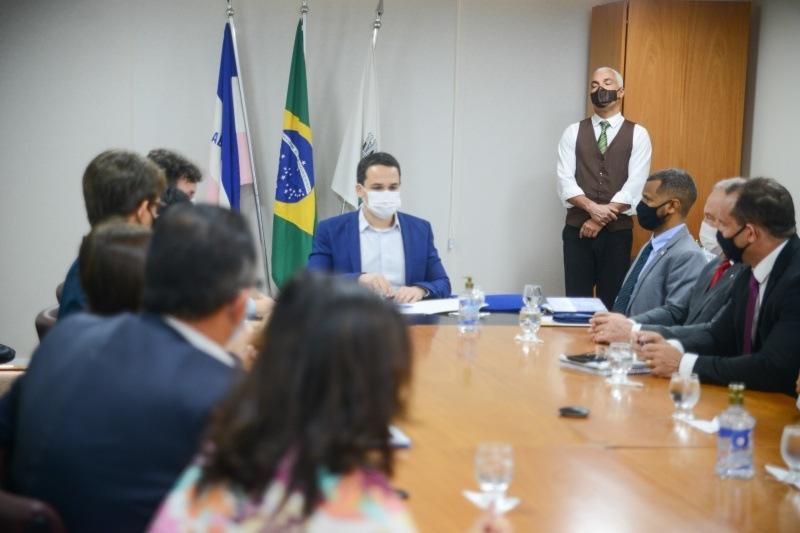 Vitória adere ao programa Time Brasil